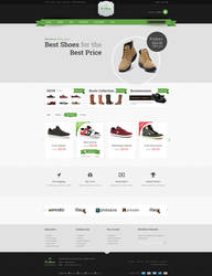 N-Shoes Shop by Kavindesign