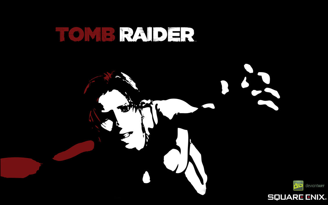 Tomb Raider by Larxian