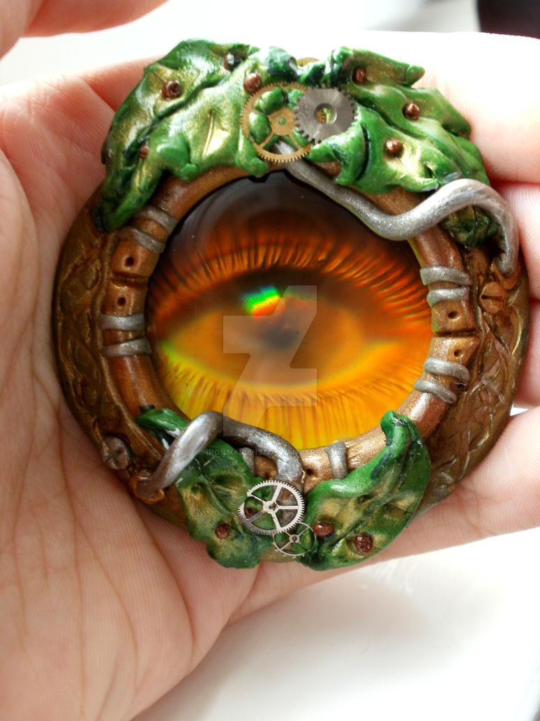 Holographic eye pendant by ironmaiden37 on deviantart holographic eye pendant by ironmaiden37 mozeypictures Images