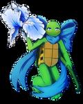 Blue Spring Turtle