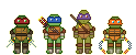TMNT by CutieClovers