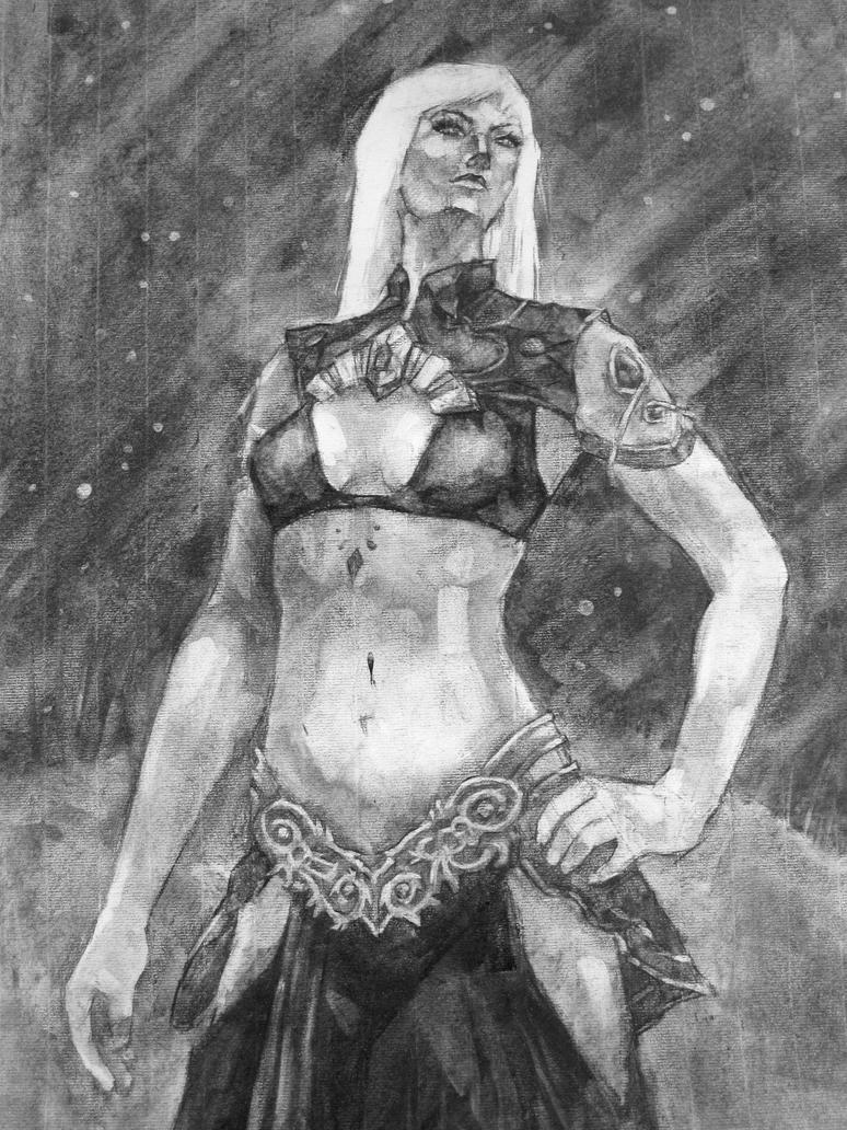 Grim Darrak by Neonila