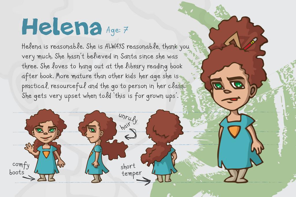 Helena by Neonila