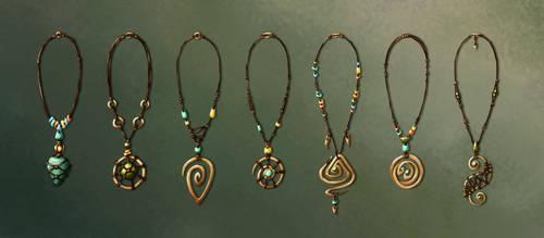 Amulets Variations