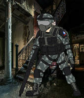 US Marine First Force Recon by BloodySoldier007