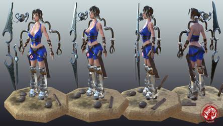 Artemis (OC) _T-pose