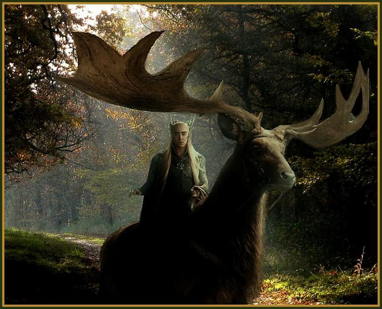 Thranduil Moose