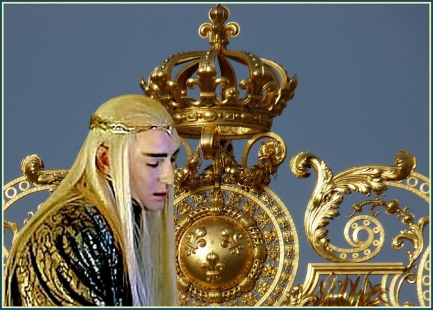King Thranduil: The Sun . & Door Kings \u0026 Pezcame.Com