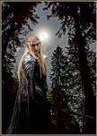 King Thranduil:  Night ambush in Mirkwood