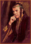 Elrond-Hugo Weaving: In my thoughts