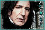 Severus Snape-Alan Rickman:  I remember