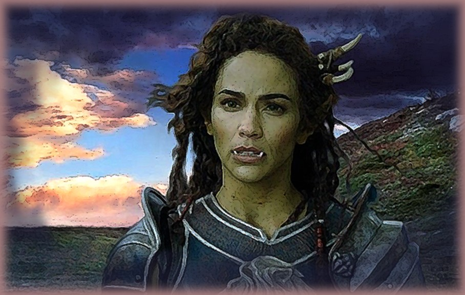Garona Halforcen P Patton Warcraft The Beginning By Ysydora On