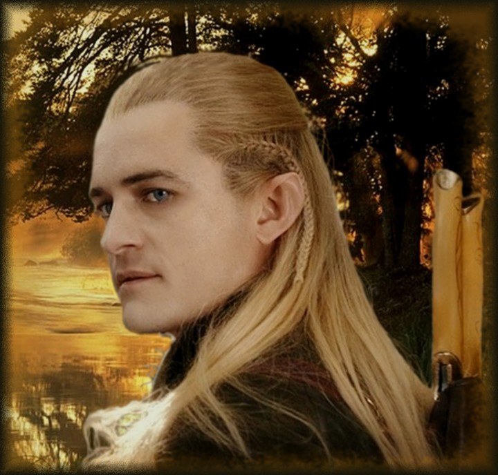 Orlando Bloom As Legolas Greenleaf Legolas Greenle...