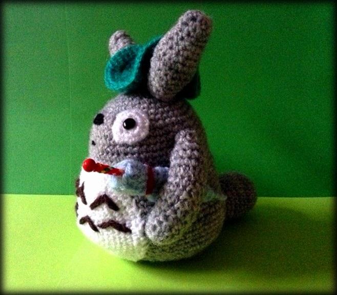 Tonari no Totoro: Ready for a rainy day-1! by Ysydora on ...
