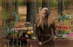 Legolas Birthday : CCCaaakkkeee! Banzai!!