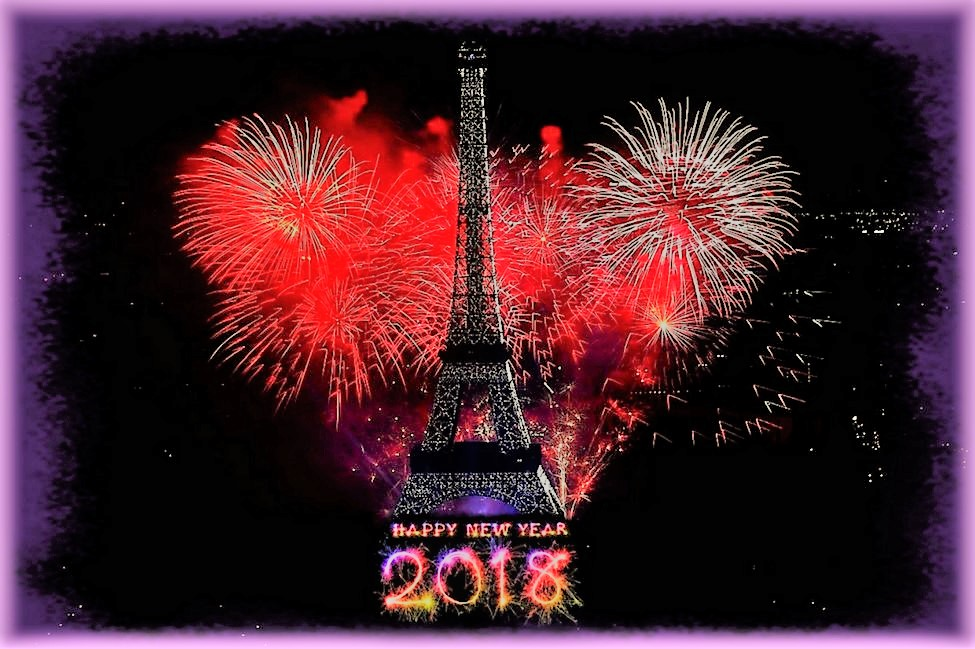happy new year from paris by ysydora