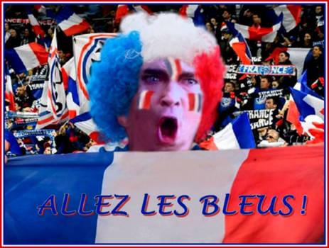 King Thranduil: Davai les Bleus!