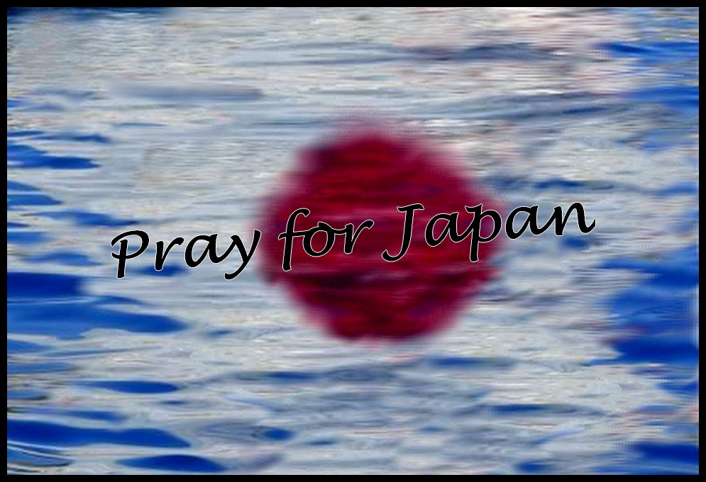 Pray for Japan by Ysydora