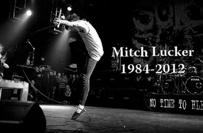 Rip Mitch Lucker RIP Mitch Lucker by je...