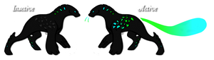 [AUCTION] HoloKin Adopt_001 - [CLOSED]