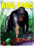 King Kong fan art