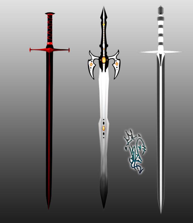 Adoptable swords -CLOSED by Sara-A2
