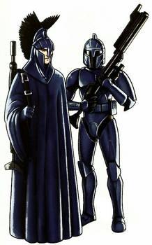 Senate Guard and Commando edit