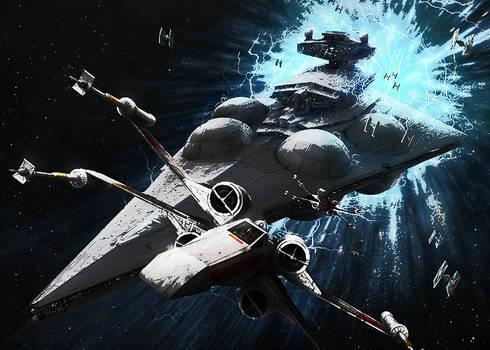 Interdictor-class Star Destroyer edit IIII
