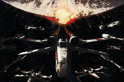 Rogue Squadron edit III