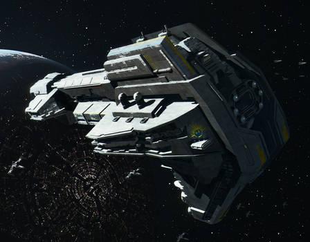 Starhawk-class Battleship Mark II edit