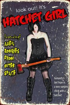 HATCHET GIRL
