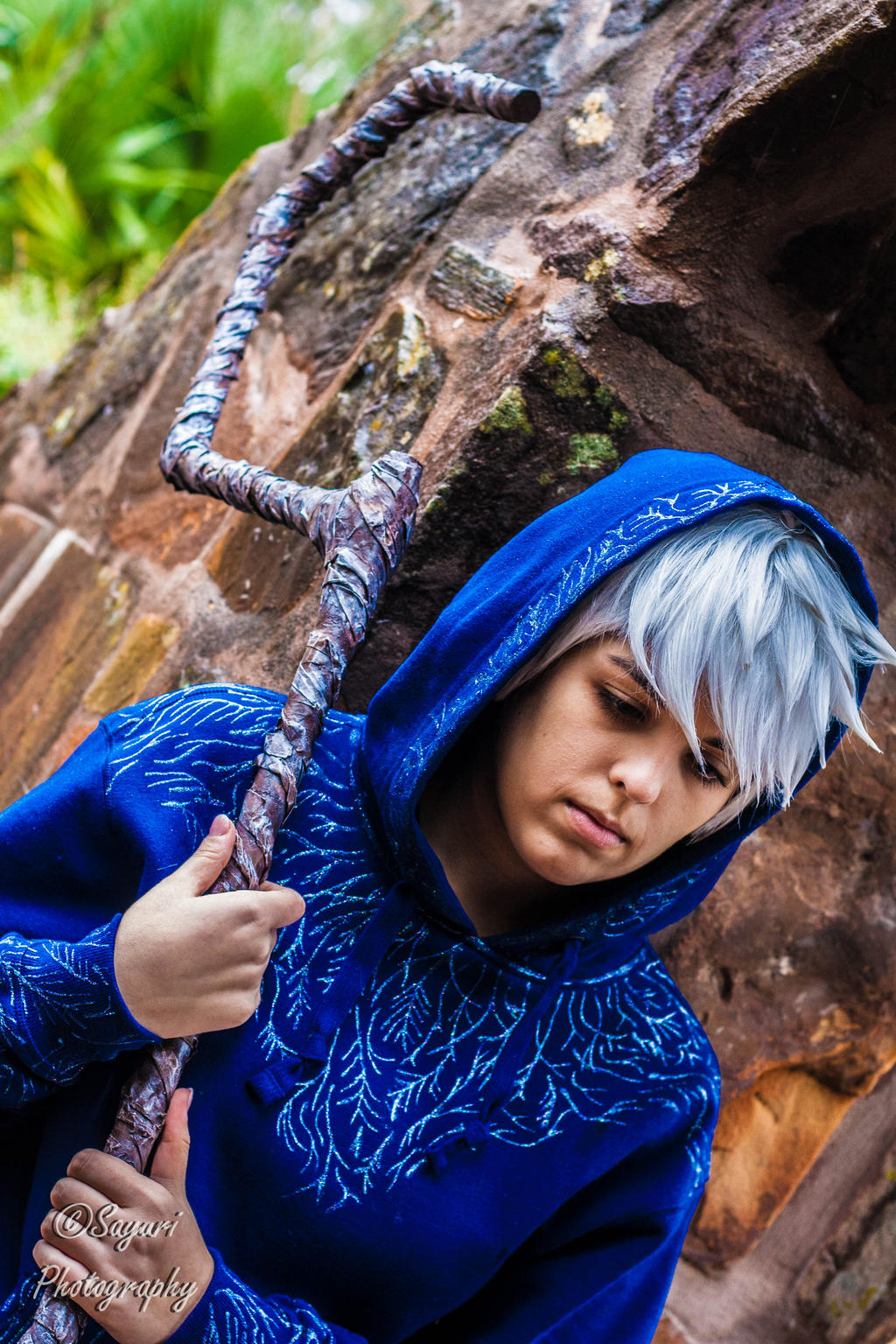 Jack Frost- A tough past... by sayuri13