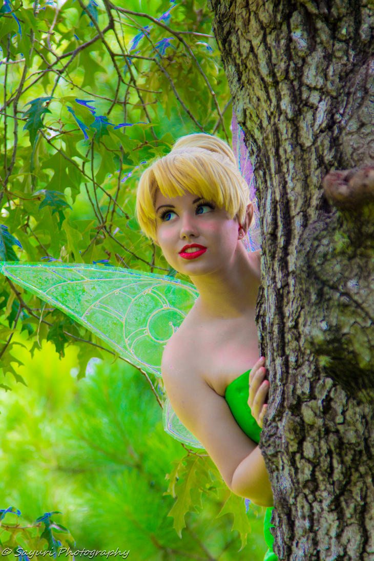 Tinker Bell- Curiosity by sayuri13