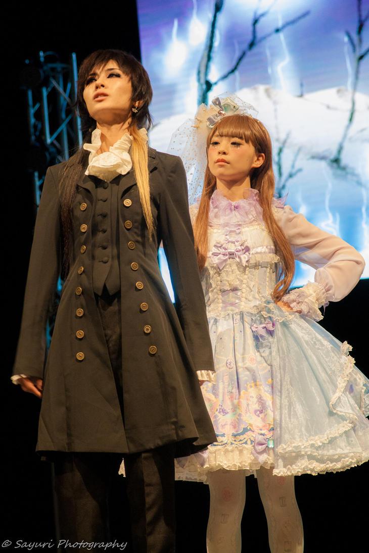 J-Fashion show- A death sentence by sayuri13