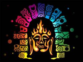 Buddha fireplace by grebenru