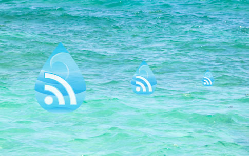 Water RSS icon