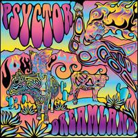 Psychedelic album cover tut by grebenru