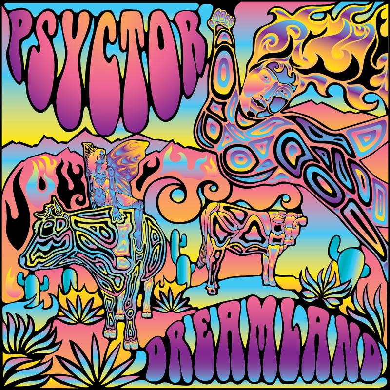 Psychedelic album cover tut by grebenru on DeviantArt  Psychedelic alb...