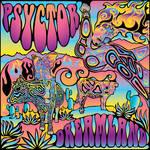 Psychedelic album cover tut