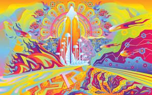 Zion future city by grebenru