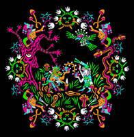 Aztec meeting by grebenru