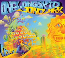 One Long Skid - album cover by grebenru