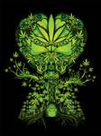 Marijuana Love Tree by grebenru
