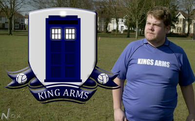 Kings Arms - Craig by silvernocks