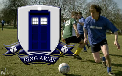Kings Arms - The Doctor by silvernocks