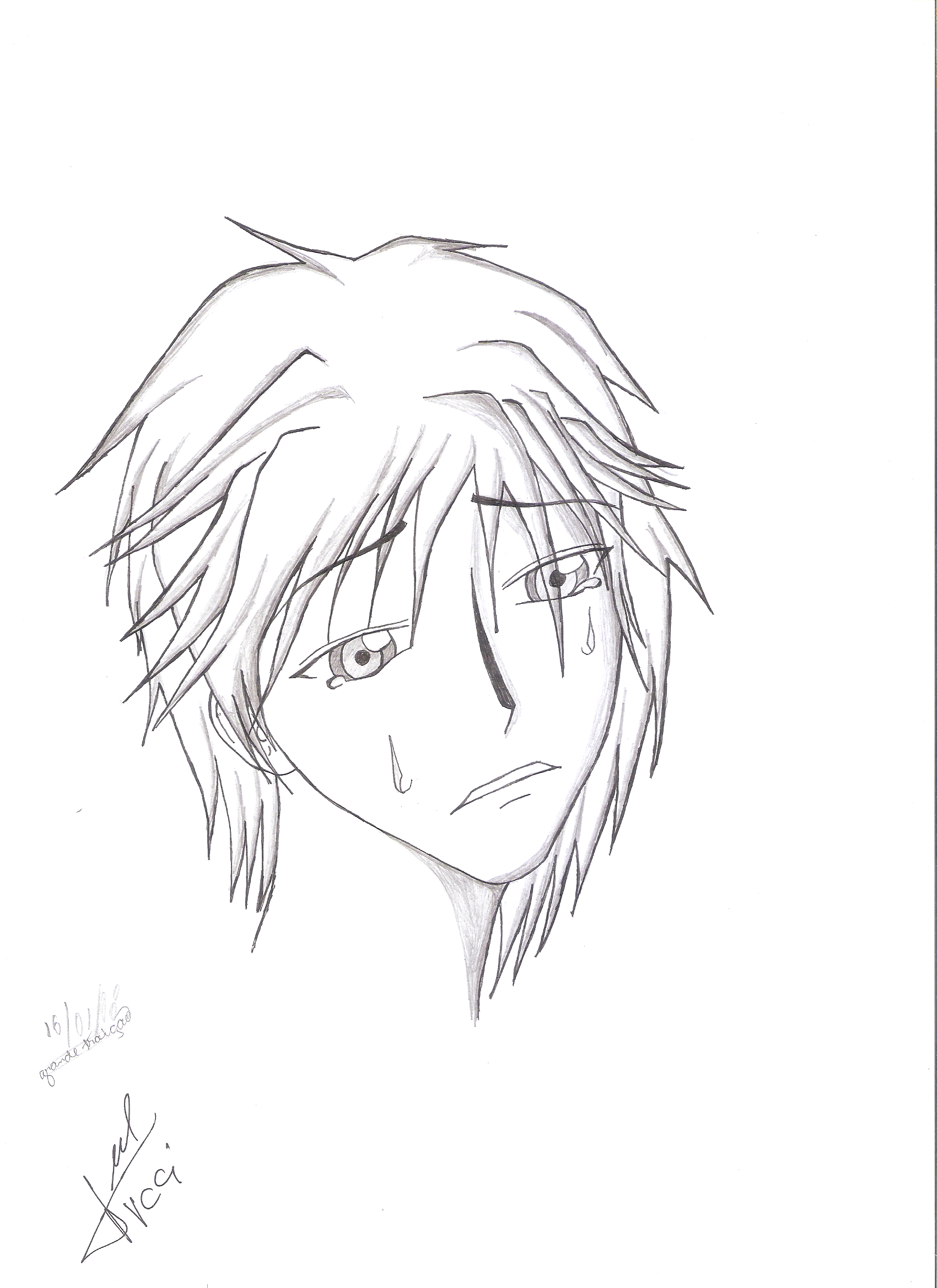 2008 - sad Boy by Tuccifml