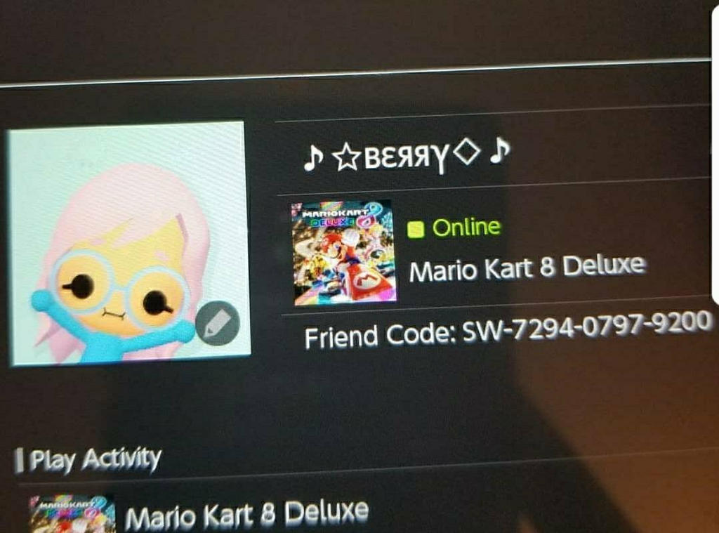 add me on switch!! by NataliaCrossing