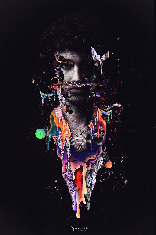 MDMA by srAbstRax