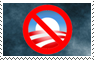 Anti-Obama Stamp by KyogreMaster