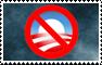 Anti-Obama Stamp by KyogreMaster